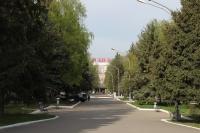 НЭВЗ. Парк перед ДК