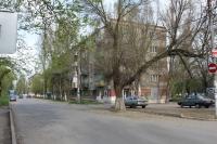 Вид на ул. Бердичевского с ул. Гвардейской
