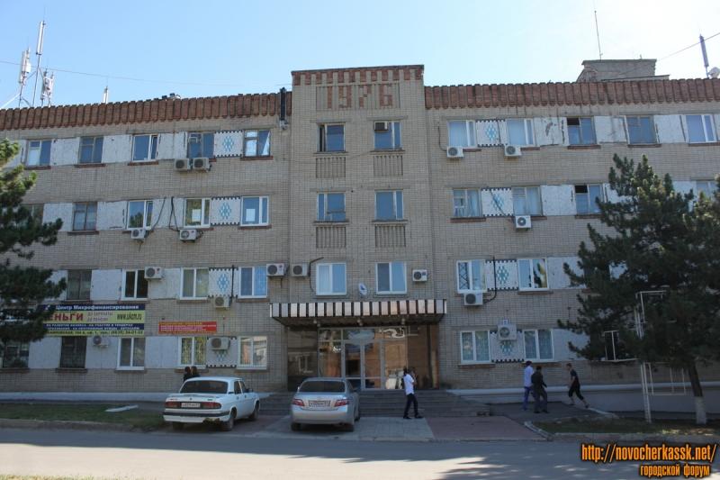 """Здание ОАО """"ОКТБ Орбита"""", улица Михайловская"""
