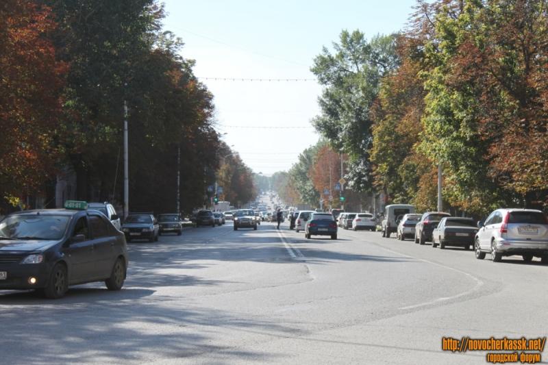 Московская. Вид с ул. Кривопустенко