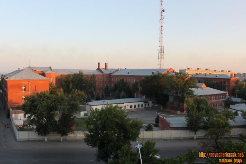 Здание Донского Императора Александр III Кадетского корпуса