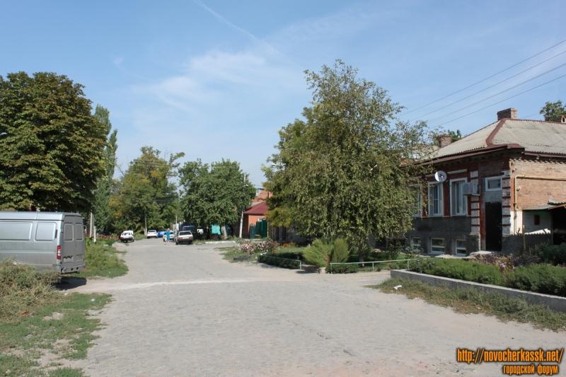 Вид на ул. Кирпичную