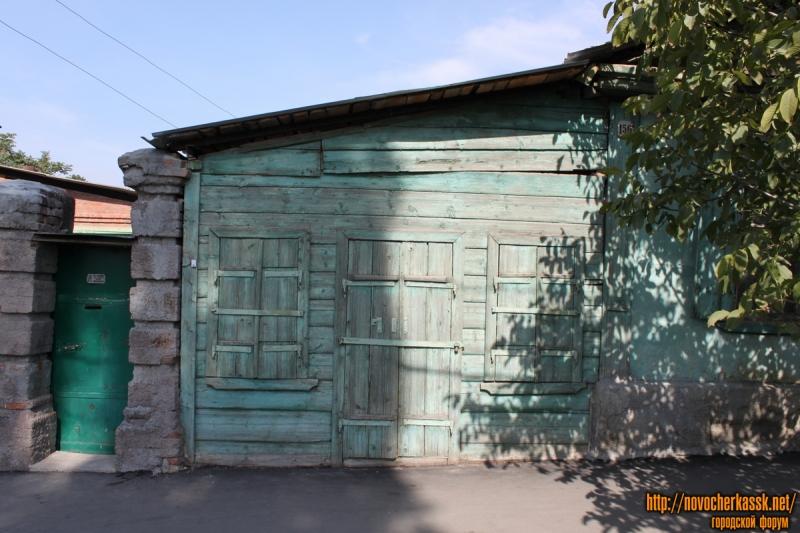 Фасад дома по пр. Платовскому, 150