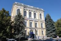 Новочеркасская государственная милиоративная академия, ул. Пушкинская