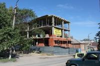 Строительство жилого дома по ул. Крылова