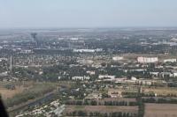Вид на Селекцию, Хотунок, Промышленный район