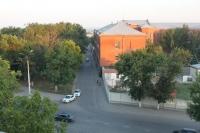 улица Кривошлыкова. Пересечение с пр. Баклановским