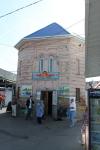 Павильон на территории Азовского рынка