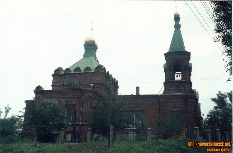 Храм Константина и Елены. Сенная площадь