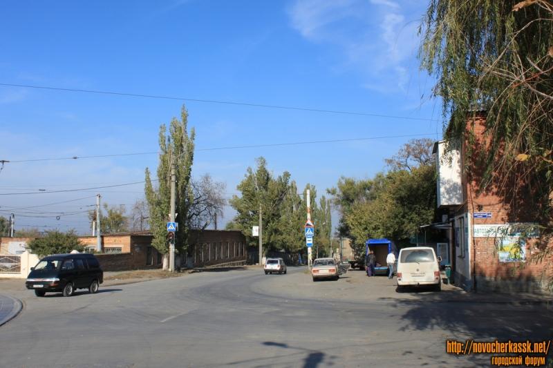 Перекресток 26 Бакинских комиссаров и Буденновской