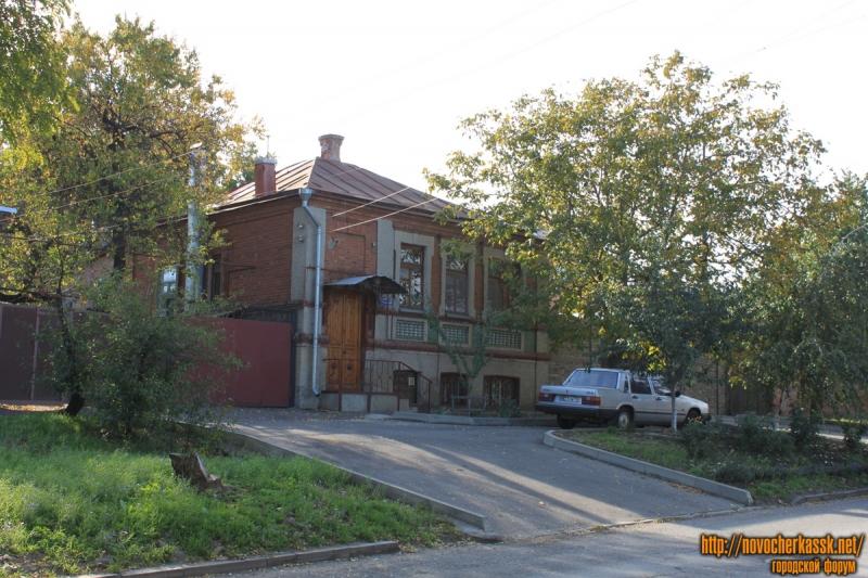 Улица Буденновская, 39