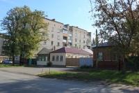 Дома по улице Буденновской, 121-123
