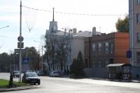 Вид на улицу Московскую с пл. Троицкой