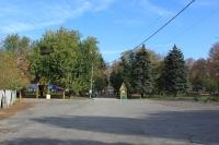 Улица Московская. Детский парк