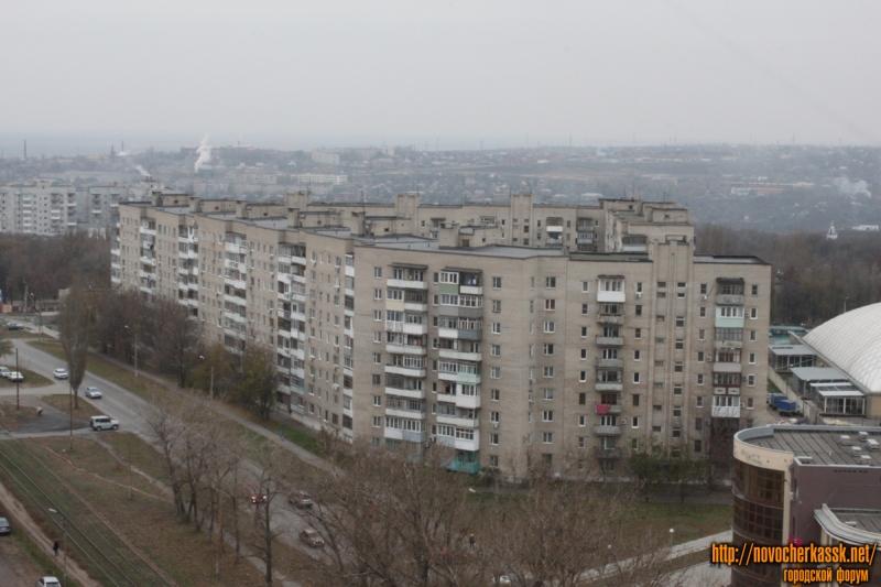 Дом «Алеко-ЮГ» на ул. Первомайской