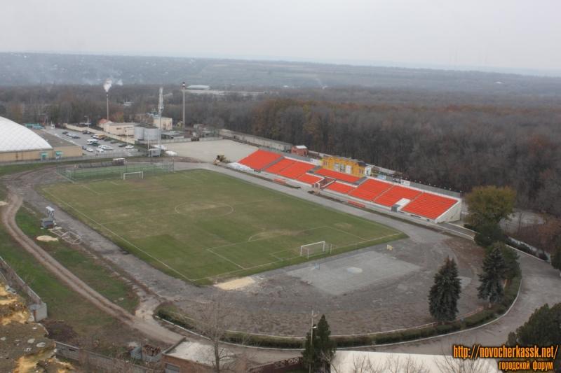 Стадион «Ермак»