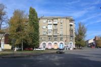 Дом на углу проспекта Ермака и ул. Маяковского