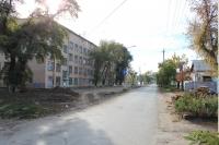 Стоянка ЮРГТУ (НПИ) по ул. Троицкой