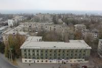 Общежитие НГМА на пл. Юбилейной