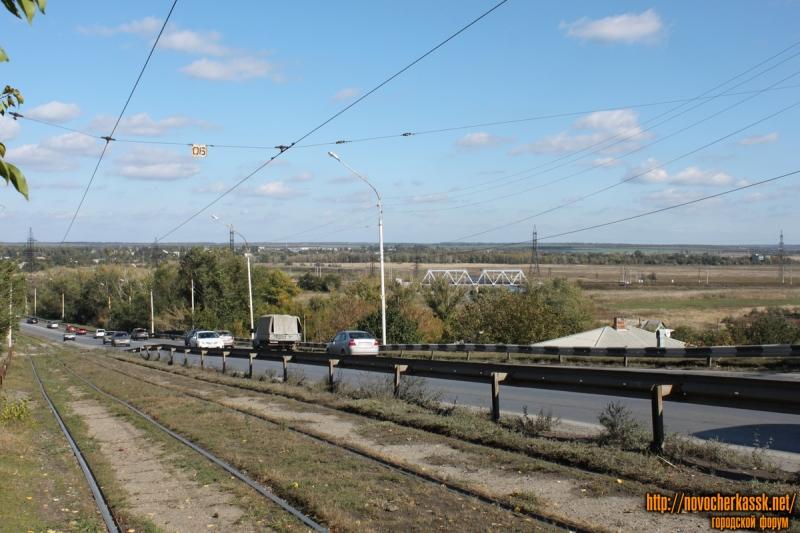Мост через реку Тузлов