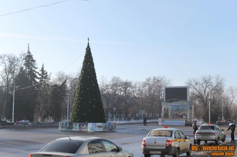 Новогодняя елка-2013