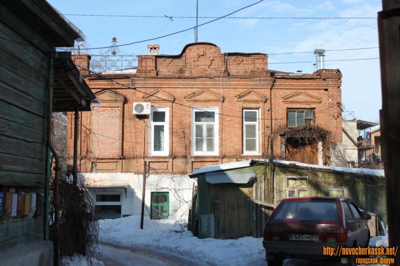 Дом по улице Кривопустенко между 14 и 16