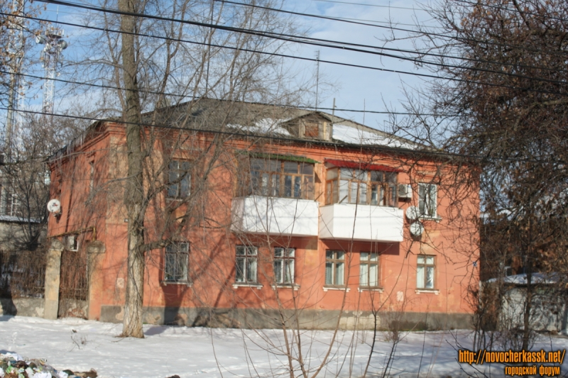 Улица Троицкая, 20