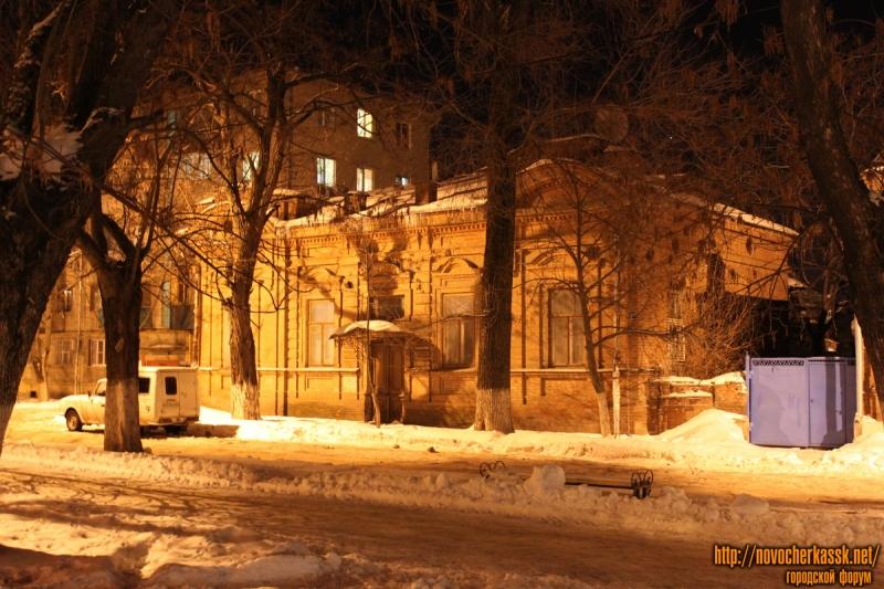 Переулок Кривопустенко, 21