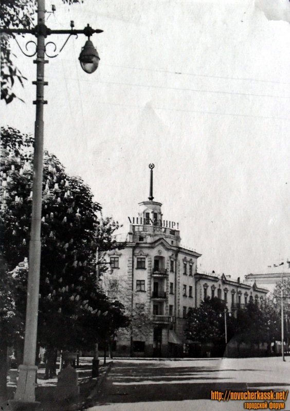 Улица Московская (между Просвещения и Кривопустенко)