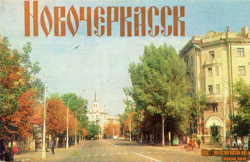 Пересечение Московской и Просвещения