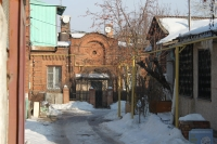 Дом по Проспекту Баклановскому между домами 50 и 52