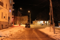 Вид на улицу Московскую с переулка Кривопустенко