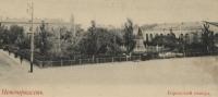 Памятник Платову перед Атаманским дворцом (проспект Платова)
