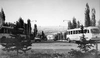 Спуск Герцена. Вид с площади Троицкой