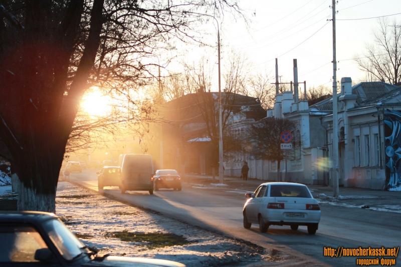 Проспект Баклановский между Островского и Ленгника