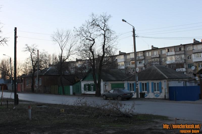 Улица Буденновская