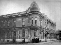 Школа №5 (угол Атаманской и Горбатой)
