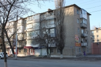 Дом на углу Баклановского и Гайдара