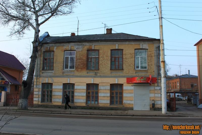Проспект Баклановский, 57