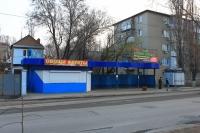 Остановка на проспекте Баклановском