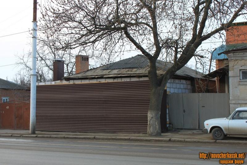 Проспект Баклановский, 45А
