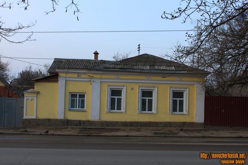 Проспект Баклановский, 43