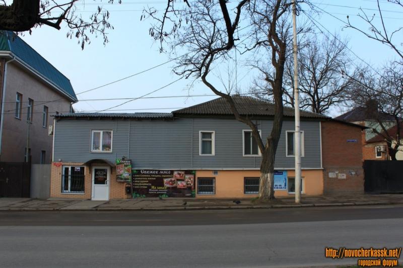 Проспект Баклановский, 37А