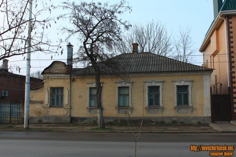 Проспект Баклановский, 35