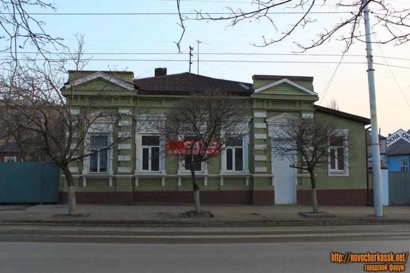 Проспект Баклановский, 40