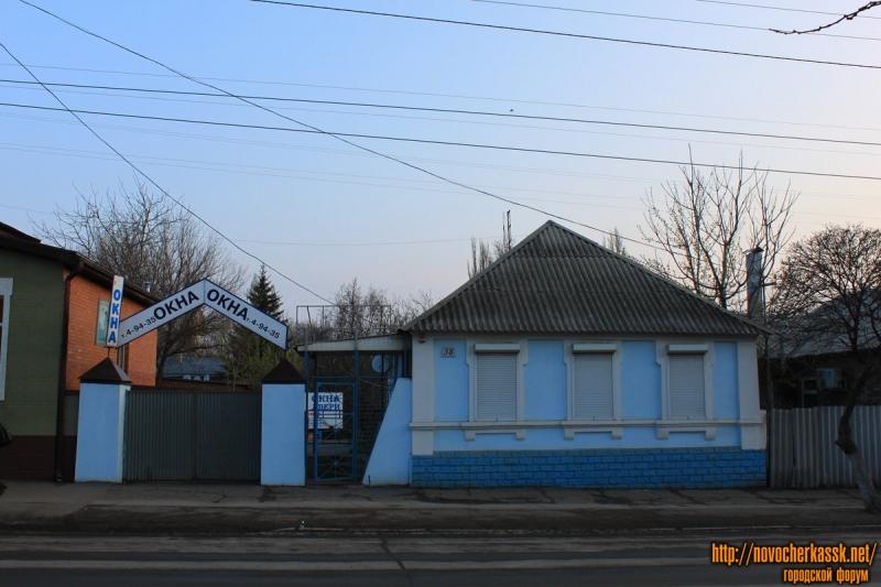 Проспект Баклановский, 38