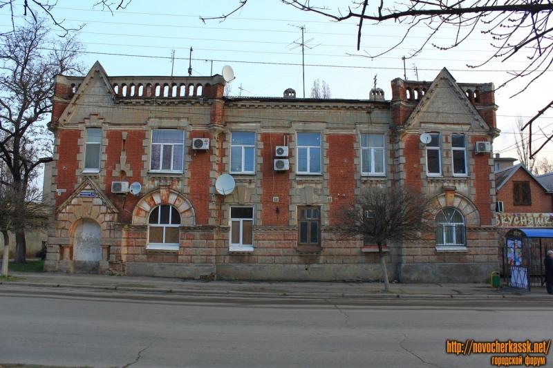 Проспект Баклановский, 28