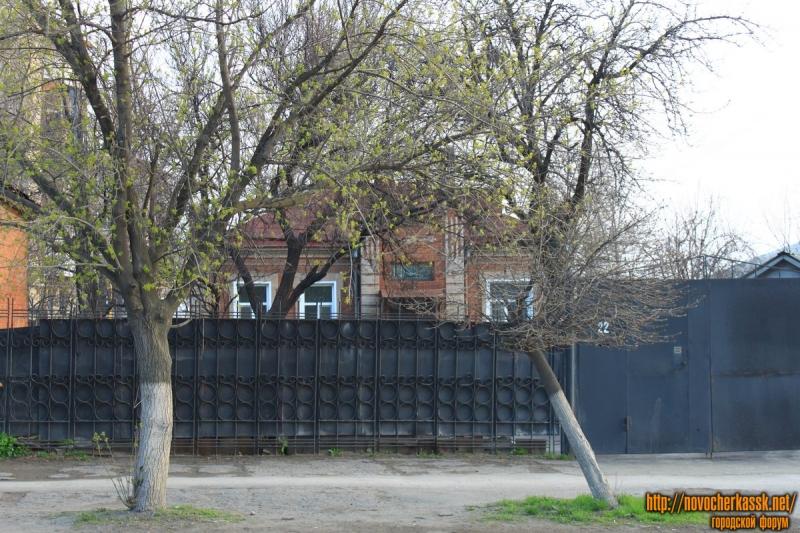 Проспект Баклановский, 22