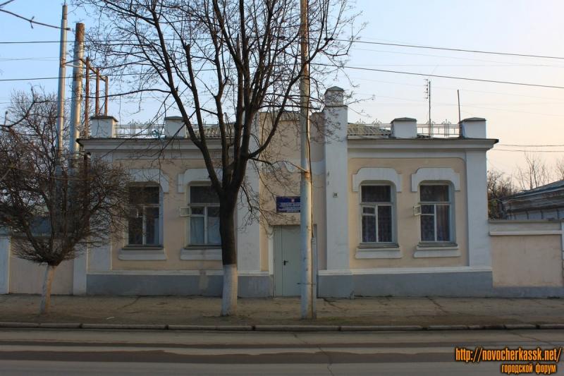 Проспект Баклановский, 18