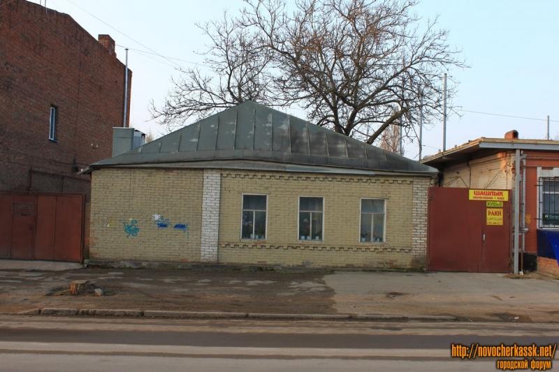 Проспект Баклановский, 17